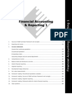 Becker CPA Review - Financial Accounting and Reporting 1 Lectures - Textbook 2009