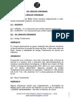 AS LÍNGUAS ORIGINAIS.pdf