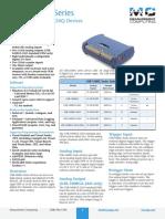 USB 1608G Series Data