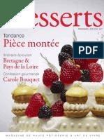 Tendance Pièce Montée