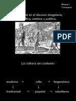 Bloque I. Conceptos Fundamentales
