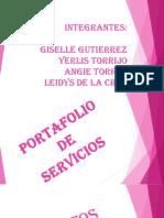 Portafolio de Servicio Sena