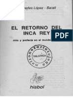 El Retorno Del Inca Rey - Mercedes LOPEZ