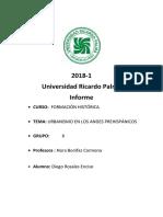 Urbanismo en los Andes Prehispánicos