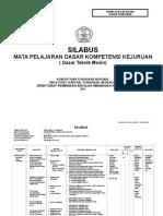 04_014_SILABUS_DASAR_KEJURUAN_TEKNIK_PEM.doc
