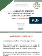 dimensionamiento harnero y hidrociclones.pdf