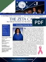 Zeta Call September 2018