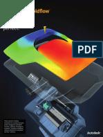 Simulation Mold Flow