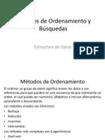 Métodos de Ordenamiento y Búsquedas.pdf
