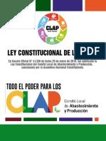 LEY CLAP 14-03-2018 Ciudadcaracas