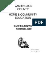 Soup Stews 99