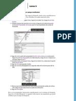 18.ModificarUnCampoMultivalor Access