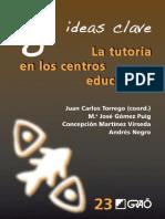 8 ideas clave. La tutoría en los centros educativos - María José Gómez Puig.pdf