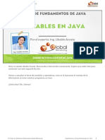 Lección Variables - Java