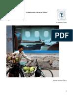 """Marco Teórico Investigación """"Actitud hacia la Pobreza"""""""