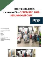 REPORTE 2 Setiembre 2018