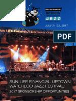 LFUWJF Sponsorship Package 2017 8.5x5 Print