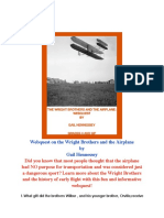 wright brothers webquest extension activities