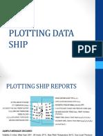 Plotting Data Ship