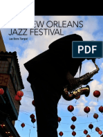 The New Orleans Jazz Festival Les Bons Temps Itinerary