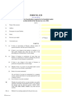 Form 3CD Word Format