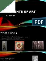 elements of art assessment 2
