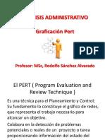 El PERT ( Program Evaluation and Review Technique )