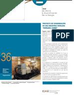 Caso de Estudio - Proyecto de Cogeneración en Industria Papelera Carbó, 1991