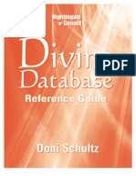 The Divine Database How to Use Dowsing