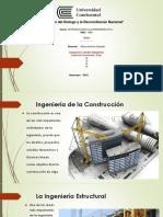 procedimientos de la ingeniería de Construcción