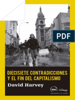 Diecisiete Contradicciones Del Capitalismo-Harvey David