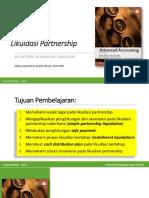 01 Partnership Liquidation New