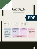 Esofagitis-Clasif Angeles- Esof Barret- ROBLES- VERA- GRUPO 9A
