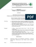 6. SK Identifikasi Dan Penanganan Keluhan Pasien