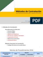 Ley de Contrataciones Clase 1