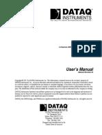 Di 1100 Usb Daq Manual