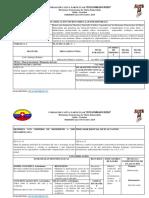 Plan de Clase 1ero BGU 2018-2019
