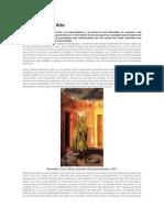 Elementos Compartidos Psicoanálisis y Arte