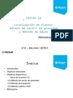 Adm. Ind. Sesion 11 Localizacion de Planta II-1 (1)