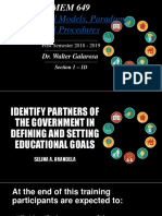 Identifying Partners Final