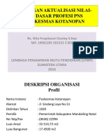 Pp Nita Puskesmas Kotanopan