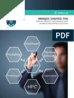 Simulia Abaqus Unified Fea Brochure