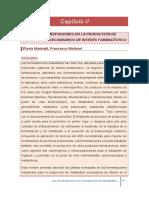 LAS FERMENTACIONES EN LA PRODUCCIÓN DE METABOLITOS SECUNDARIOS DE INTERÉS FARMACÉUTICO