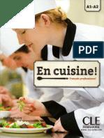 En Cuisine Methode de Français