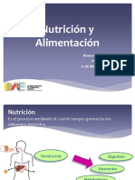 Nutricion y Alimentacion 21-03-2018