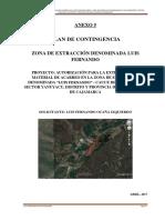 Anexo 5. Plan de Contingencia