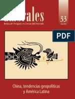 Revista Umbrales No. 33