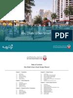 Abu Dhabi StreetDesignManual
