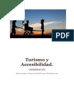 Turismo y Accesibilidad