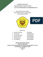 Laporan PKL Balai Litbang Biomedis Papua_Akhir